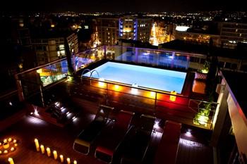 Novus City Hotel, Афины