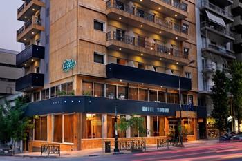 Savoy Hotel, Афины