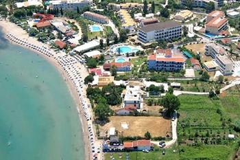 Albatros Hotel, Корфу