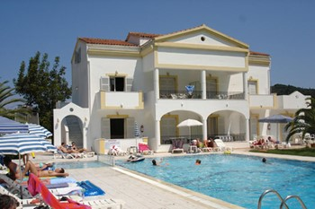 Alessandro Apartments Corfu, Корфу