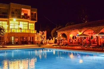 Amalia Hotel, Корфу