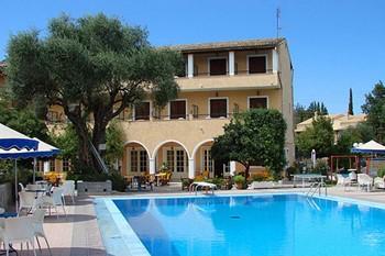 Bintzan Inn Hotel, Корфу
