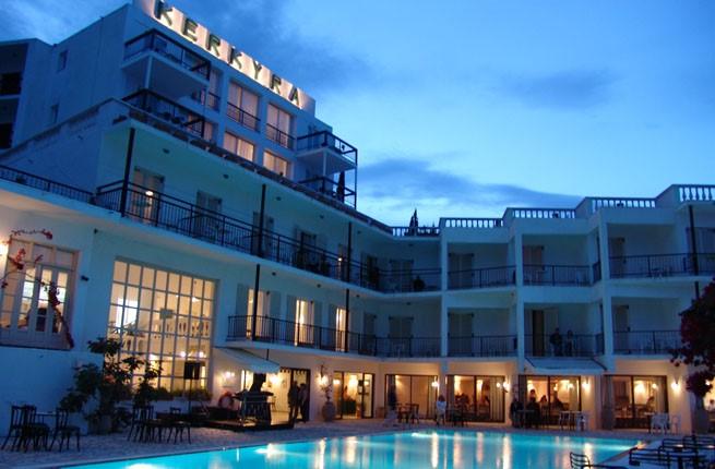 Corfu Belvedere Hotel, Корфу
