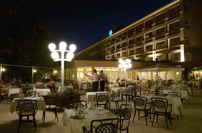 Corfu Palace Hotel, Корфу