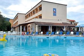 Gemini Hotel Corfu, Корфу