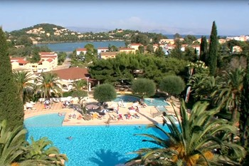 Ionian Park Hotel, Корфу