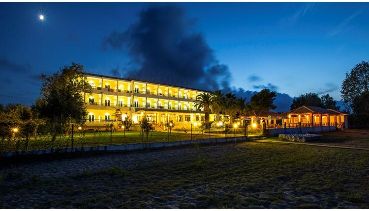 Island Beach Resort Annex, Корфу
