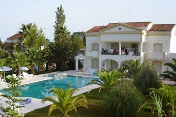 Marylin Apartments Corfu, Корфу