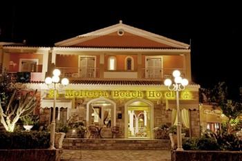 Molfetta Beach Hotel, Корфу