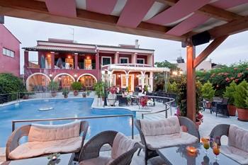 Omiros Hotel, Корфу