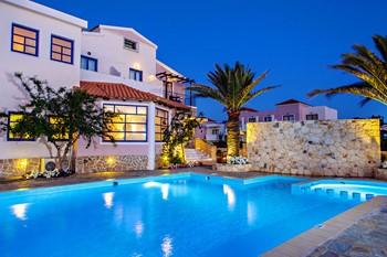 Adelais Hotel, Крит