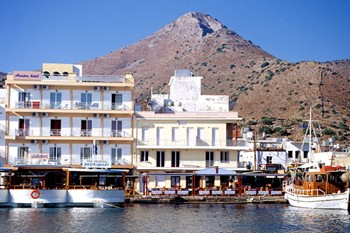 Aristea Hotel, Крит