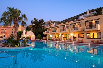 Asterias Village Apartment Hotel, Крит