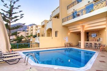 Athina Hotel Apartments, Крит
