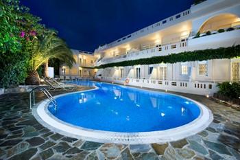 Axos Hotel , Крит