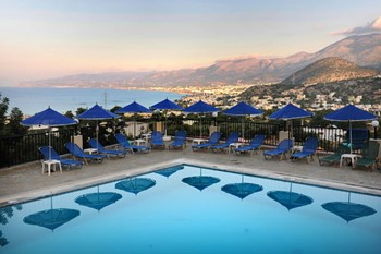 Bella Vista Apts & Studios, Крит