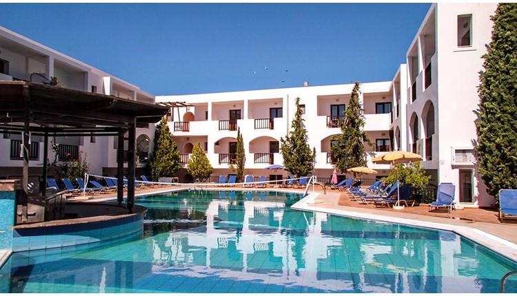Club Lyda Hotel, Крит
