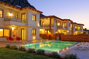 Danae's Villas, Крит