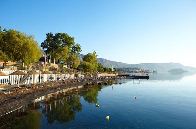 Elounda Blu Beach  Hotel, Крит