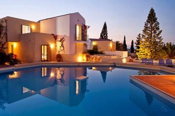 Galaxy Villas, Крит