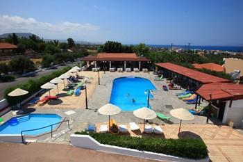 Galini Hotel , Крит