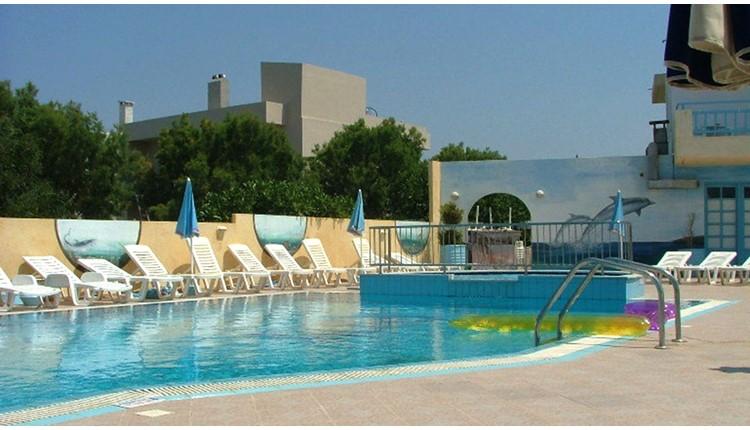 Kasapakis Hotel, Крит