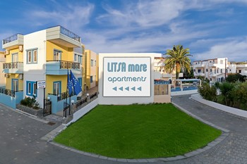 Litsa Mare Apartment, Крит