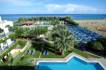 Malia Bay Hotel, Крит