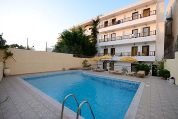 Melpo Hotel, Крит