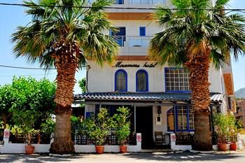Miramare Hotel, Крит