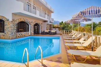 Mistral Hotel Malia, Крит