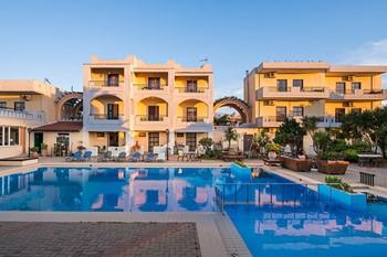 Nireas Hotel, Крит