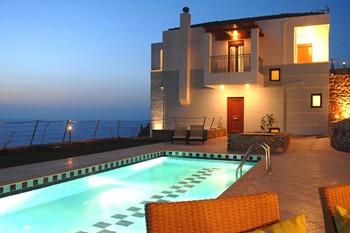 Okeanides Luxury Villas, Крит