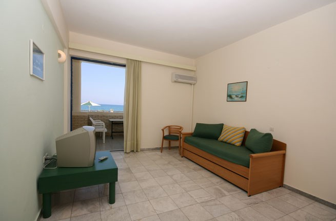 Olympic Suites Hotel Apartments, Крит