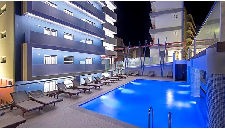 Semiramis City Hotel, Родос