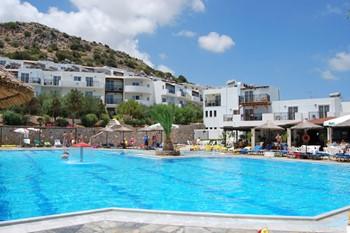 Semiramis Village, Крит
