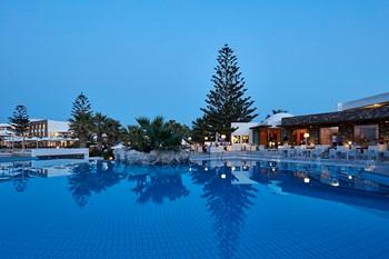 The Island, Крит