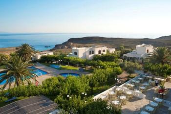 Vritomartis Naturist Hotel & Bungalows, Крит