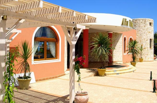 Alia Palace Luxury Hotel & Villas, Халкидики
