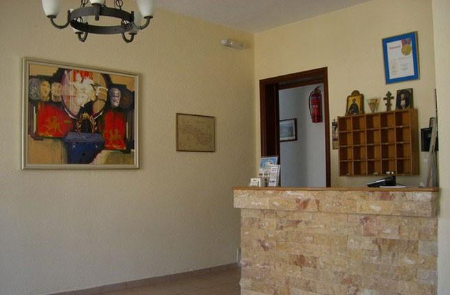 Makedonia Hotel, Халкидики