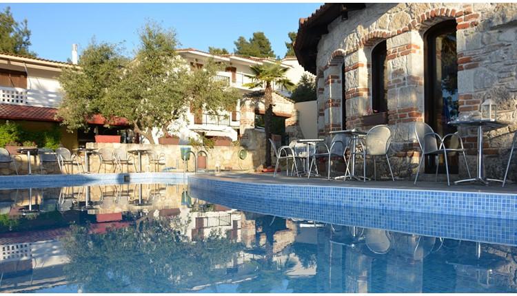 Samel Hotel, Халкидики