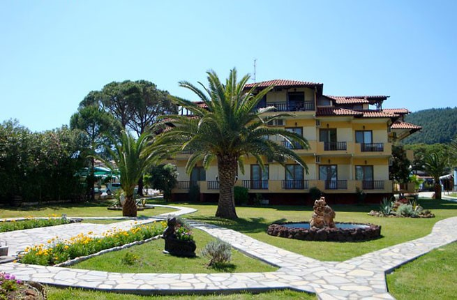 Vergos Hotel, Халкидики