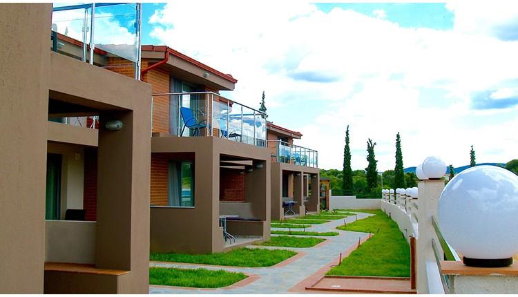 Village Mare Residence, Халкидики