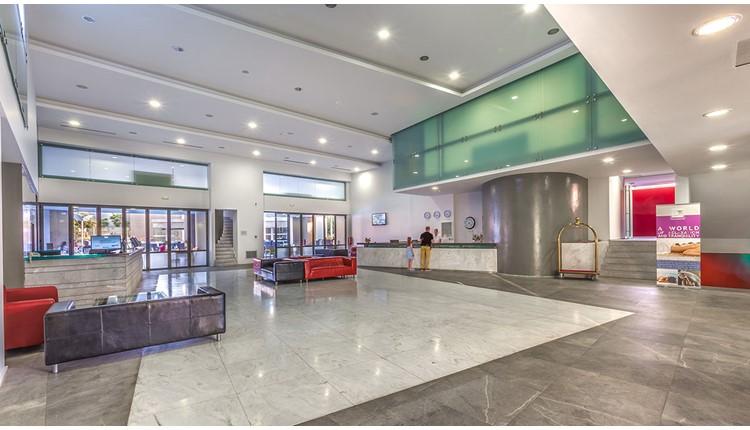 Akti Palace Hotel, Кос