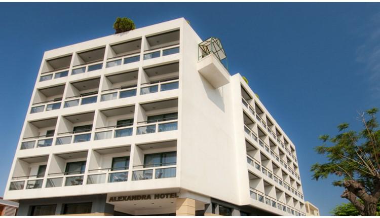 Alexandra Hotel, Кос