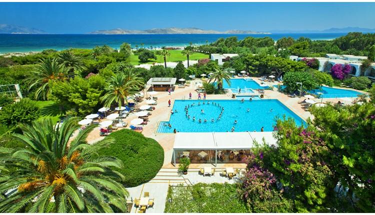 Caravia Beach Hotel, Кос