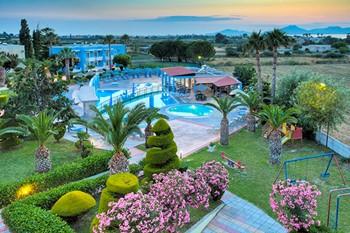 Corali Hotel, Кос