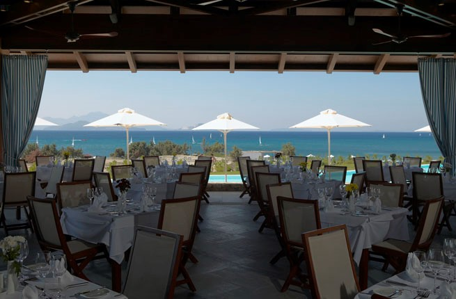 Helona Resort Kos (ex. Doubltree by Hilton Resort), Кос
