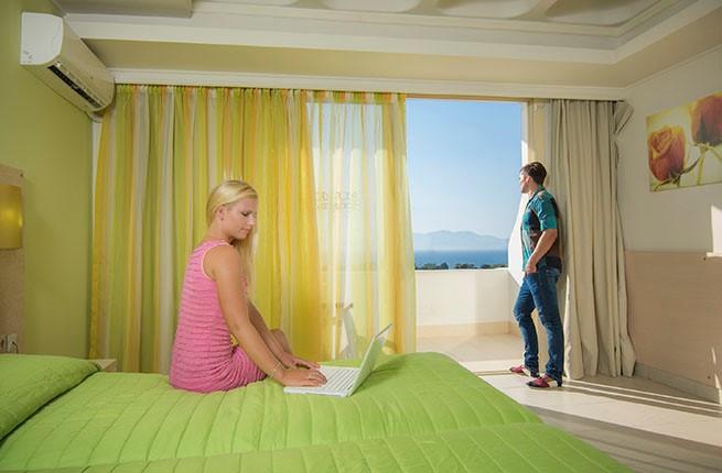 Kouros Palace Hotel , Кос