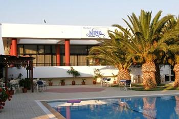 Nina Beach Hotel, Кос